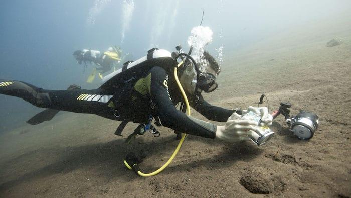 lembh underwater photography
