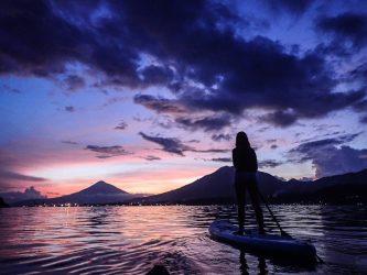 Standup paddle lembeh