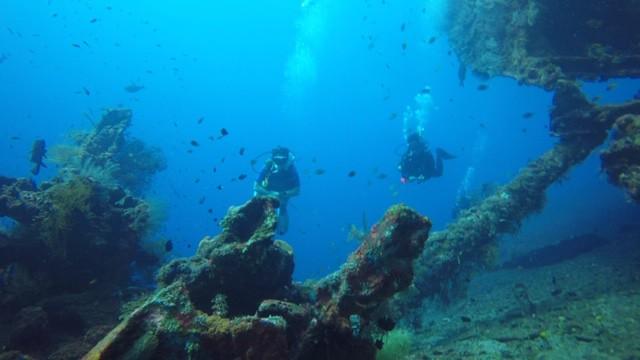Divemaster Amed Bali, tulamben | Two Fish Divers Bali