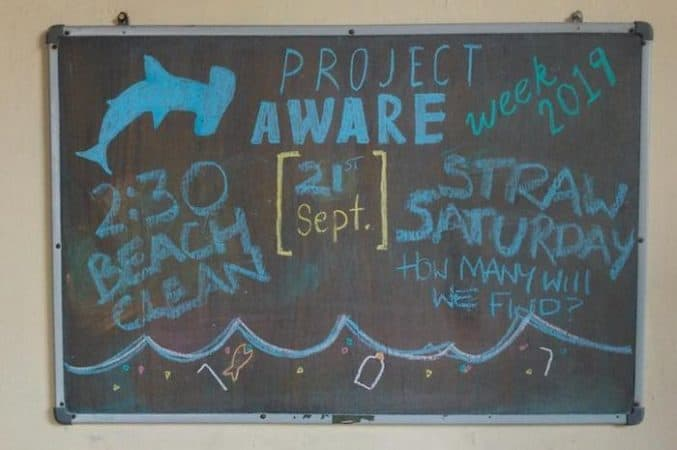 Project Aware Week