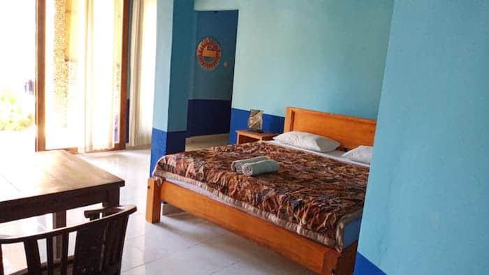 Amed resort