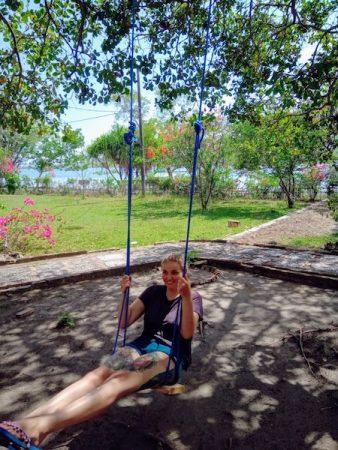 Lombok swing