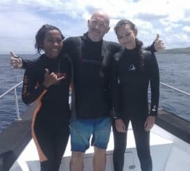 Learn to dive Nusa Lembongan