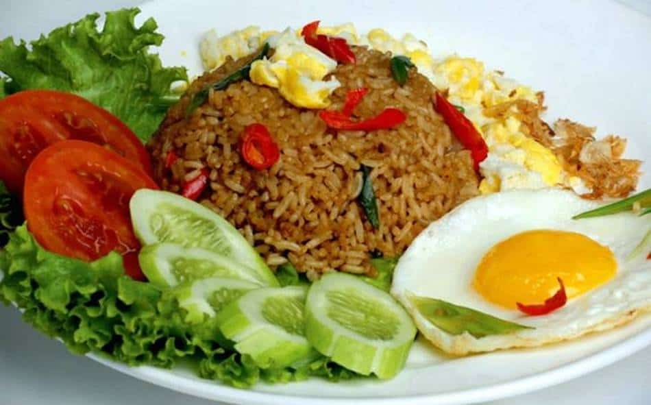 Nasi Goreng And More In South Lombok Two Fish Divers