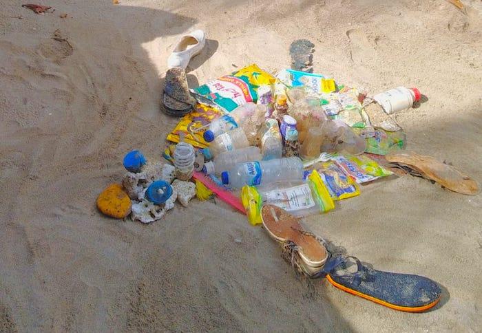 beach cleanup covid
