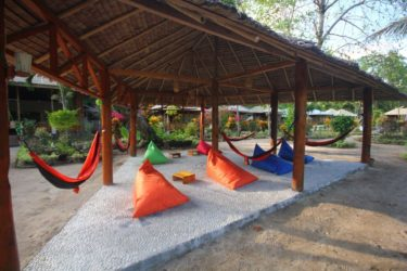Relaxing Area Bunaken