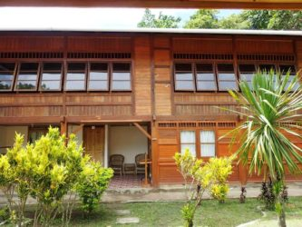 Budget and Standard Rooms Lembeh