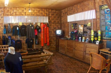 Dive Shop Bunaken