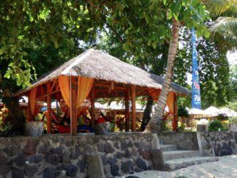 Relaxing Area Bunaken