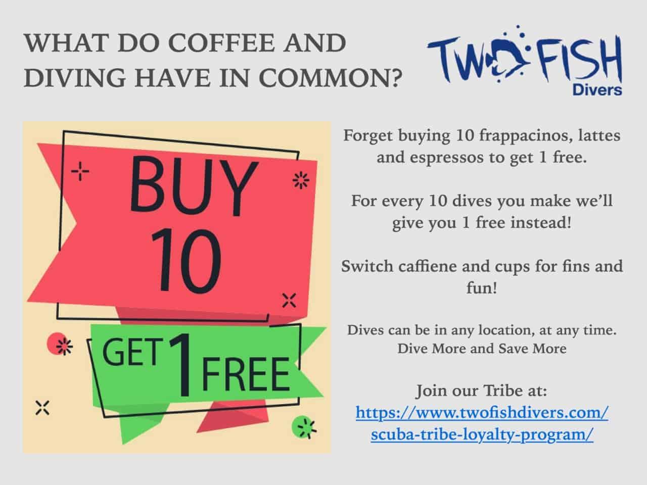Loyalty Program Buy 10 Get 1 Free