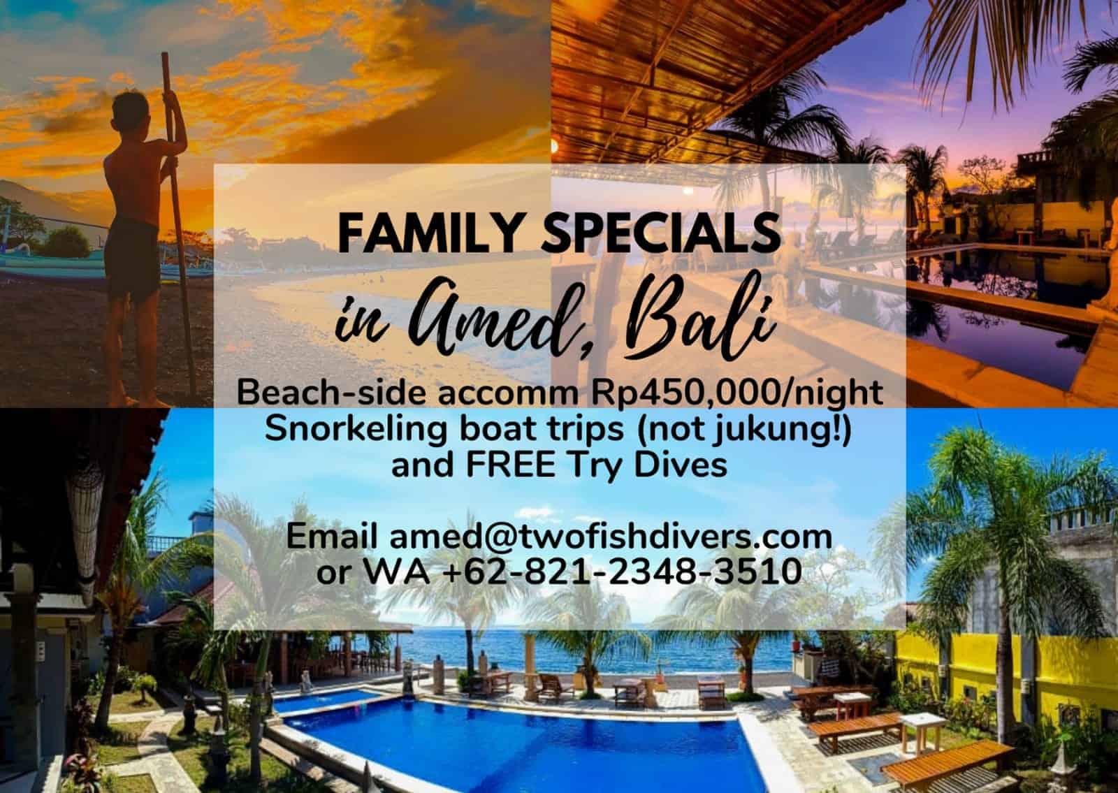 Amed Beach Resort